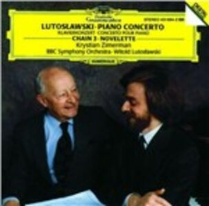 CD Concerto per pianoforte
