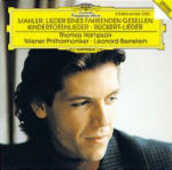 CD Kindertotenlieder Leonard Bernstein Gustav Mahler Thomas Hampson
