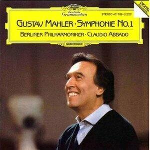 Sinfonia n.1 - CD Audio di Gustav Mahler,Claudio Abbado,Berliner Philharmoniker