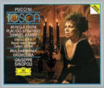 CD Tosca di Giacomo Puccini