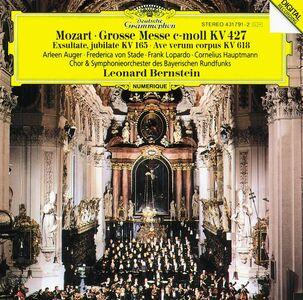 CD Messa K427 - Exsultate Jubilate K165 - Ave Verum Corpus di Wolfgang Amadeus Mozart