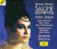 Salomé - CD Audio di Richard Strauss,Bryn Terfel,Cheryl Studer,Leonie Rysanek,Giuseppe Sinopoli,Orchester der Deutschen Oper Berlino