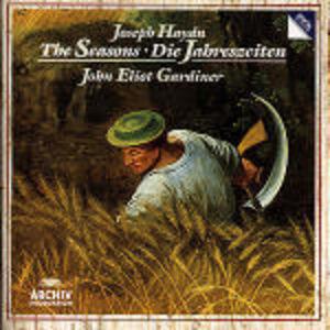 CD Le Stagioni (Die Jahreszeiten) di Franz Joseph Haydn