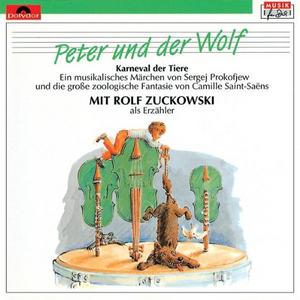 CD Peter und der Wolf di Rolf Zuckowski
