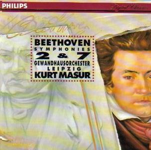 CD Sinfonie n.2, n.7 di Ludwig van Beethoven