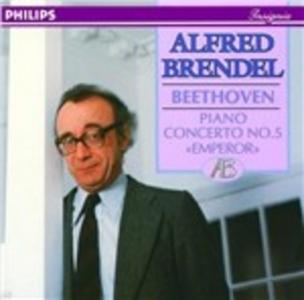 CD Concerto per pianoforte n.5 - Fantasia in Do minore di Ludwig van Beethoven