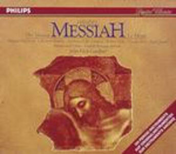 Il Messia - CD Audio di John Eliot Gardiner,Georg Friedrich Händel
