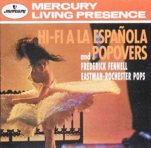 CD Hi - Fi a La Espanola &