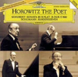 Foto Cover di Horowitz the Poet, CD di Vladimir Horowitz, prodotto da Deutsche Grammophon
