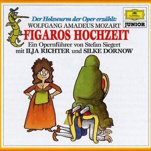 CD Figaros Hochzeit di Wolfgang Amadeus Mozart