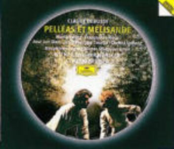 CD Pelléas et Mélisande di Claude Debussy