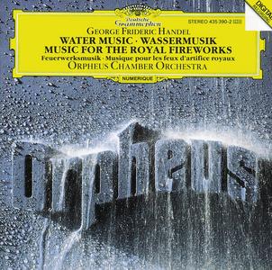 CD Musica sull'acqua (Water Music) di Georg Friedrich Händel