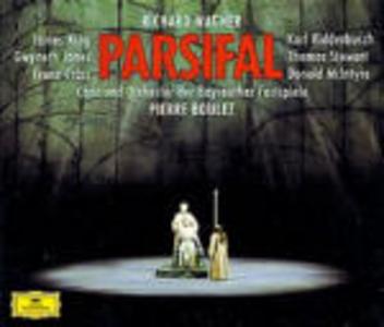 CD Parsifal di Richard Wagner