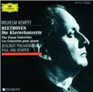CD Concerti per pianoforte di Ludwig van Beethoven