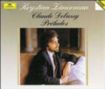 CD Preludi completi di Claude Debussy