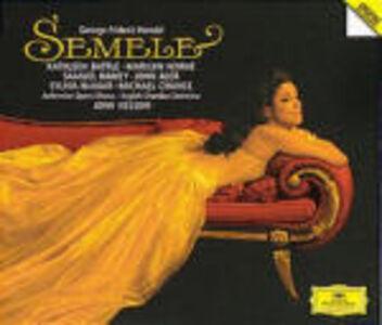 Foto Cover di Semele, CD di AA.VV prodotto da Deutsche Grammophon