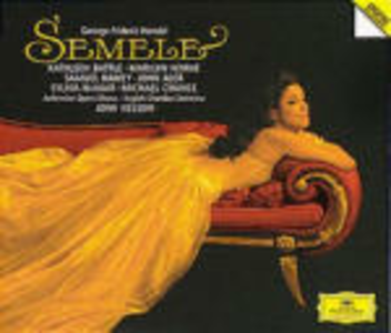 CD Semele di Georg Friedrich Händel