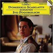 CD Sonate Domenico Scarlatti Ivo Pogorelich