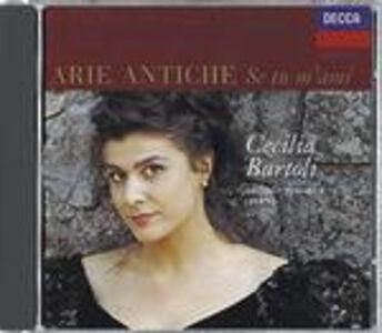 Foto Cover di Arie antiche: Se tu m'ami, CD di Cecilia Bartoli, prodotto da Decca