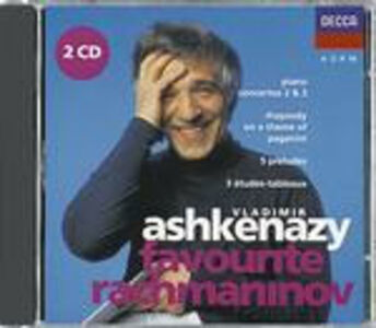 CD Musiche per pianoforte di Sergei Vasilevich Rachmaninov