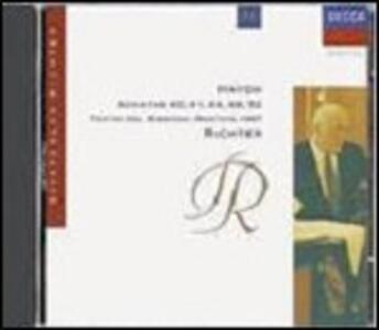 5 Sonate per pianoforte - CD Audio di Franz Joseph Haydn,Sviatoslav Richter