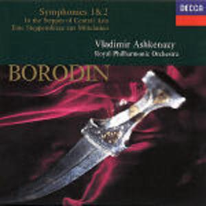 CD Sinfonie n.1, n.2 di Alexander Porfirevic Borodin