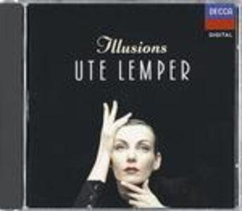 CD Illusions di Ute Lemper