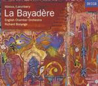 CD La Bayadère di Leon Minkus
