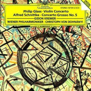 Foto Cover di Concerto per violino / Concerto grosso n.5, CD di AA.VV prodotto da Deutsche Grammophon