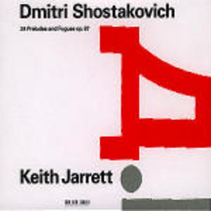CD Preludi e fughe op.87 di Dmitri Shostakovich