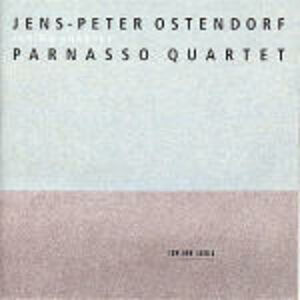 CD Quartetto per archi n.2 di Jens-Peter Ostendorf
