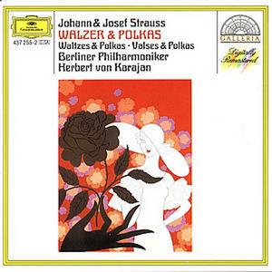 CD Valzer - Polke di Johann Strauss