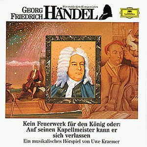 CD Kein Feuerwerk fur Den K di Georg Friedrich Händel