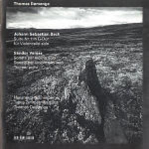 CD Suite per violoncello n.1 BWV1007 di Johann Sebastian Bach