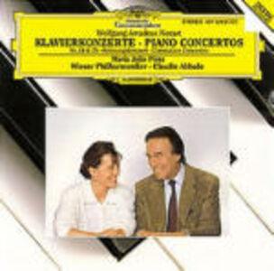 CD Concerti per pianoforte n.14, n.26 di Wolfgang Amadeus Mozart