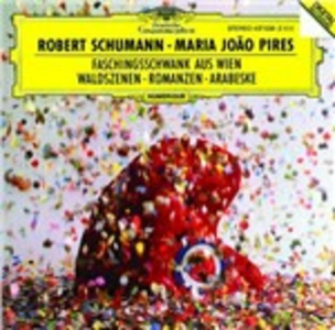 CD Musica per pianoforte di Robert Schumann