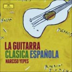 La guitarra clasica - CD Audio di Narciso Yepes