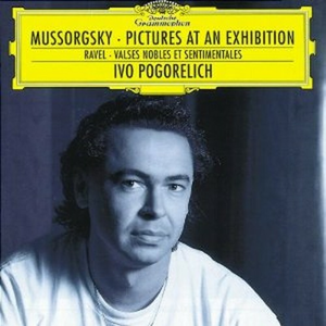 CD Quadri di un'esposizione (Pictures at an Exhibition) / Valses nobles et sentimentales Modest Petrovich Mussorgsky , Maurice Ravel