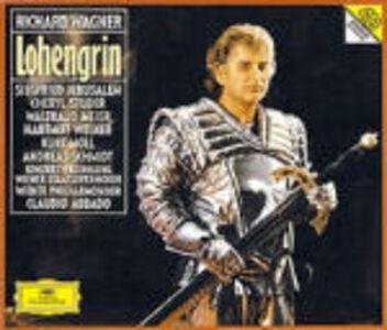 Foto Cover di Lohengrin, CD di AA.VV prodotto da Deutsche Grammophon