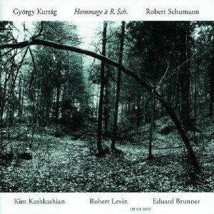CD Hommage à Robert Schumann di György Kurtag