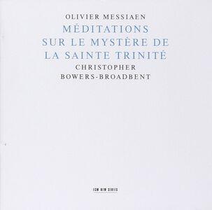 CD Meditations sur le Mystère de la Sainte Trinité di Olivier Messiaen