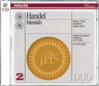 Il Messia - CD Audio di Sir Colin Davis,London Symphony Orchestra,Georg Friedrich Händel