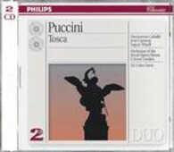 CD Tosca Montserrat Caballé Giacomo Puccini Sir Colin Davis