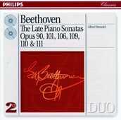 CD Sonate per pianoforte n.27, n.28, n.29, n.30, n.31 Ludwig van Beethoven Alfred Brendel