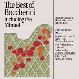 CD The Best of Boccherini di Luigi Boccherini