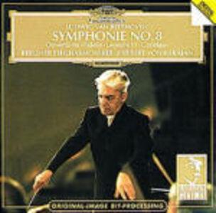 CD Sinfonia n.8 di Ludwig van Beethoven