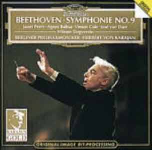 Sinfonia n.9 - CD Audio di Ludwig van Beethoven,Herbert Von Karajan,Berliner Philharmoniker