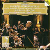 CD Sinfonia n.9 / La Moldava (Die Moldau) Antonin Dvorak Bedrich Smetana Herbert Von Karajan