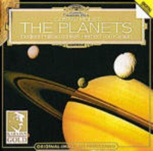 CD I pianeti (The Planets) di Gustav Holst