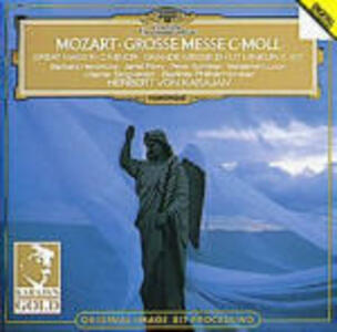 Messa K427 - CD Audio di Wolfgang Amadeus Mozart,Herbert Von Karajan,Wiener Philharmoniker